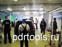Обучение выправлению, ремонту, устранению вмятин без покраски с помощью техники PDR, DOL.