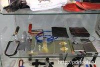 Кузовной ремонт вмятин системой перенапряжения